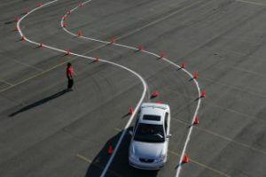 İleri Sürüş Teknikleri Dersi